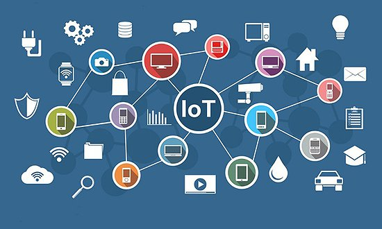 "Curso ""Introducción a IoT (INTERNET OF THINGS)"""